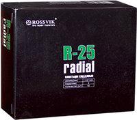 R-25 Пластырь кордовый 115х145мм 3сл Rossvik