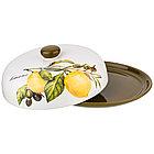 Блюдо для блинов «Лимоны» Agness, фото 2