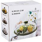 Блюдо для блинов «Лимоны» Agness, фото 3
