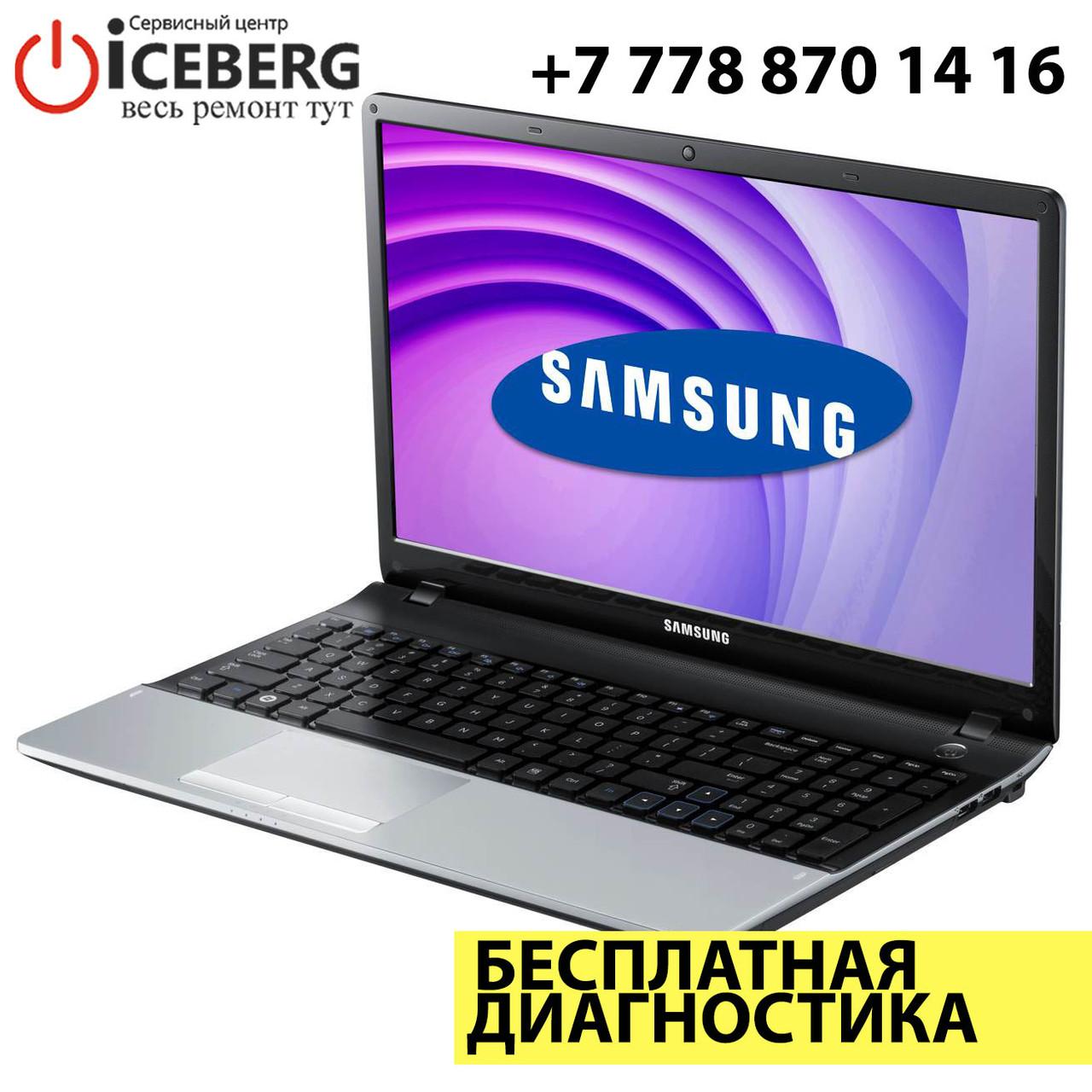 Ремонт ноутбуков и компьютеров Samsung
