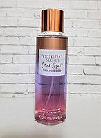 Парфюмированный Спрей Victoria's Secret LOVE SPELL SUNKISSED (FRAGRANCE BODY MIST), 250 мл, фото 1