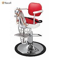 Детские кресла для парикмахерских
