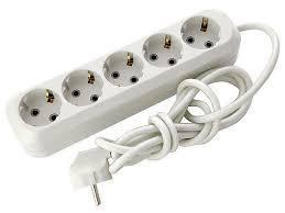 Удлинители электрические