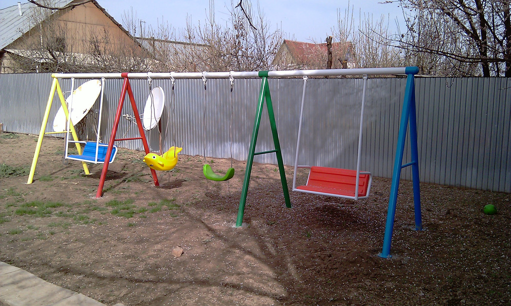 Частный детский сад. г.Алматы, апрель 2015