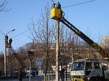 Замена ламп уличного освещения, монтаж фонарей, монтаж светильников, монтаж опор уличного освещения, фото 4
