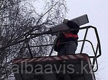 Замена ламп уличного освещения, монтаж фонарей, монтаж светильников, монтаж опор уличного освещения