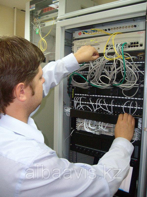 Монтаж, проектирование локальных компьютерных сетей ЛКС