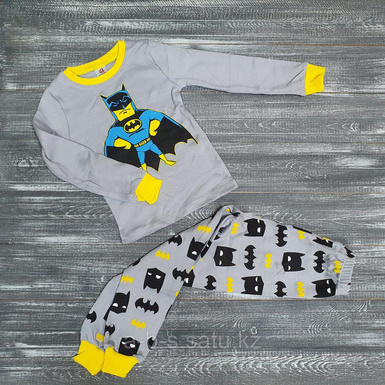 Пижама серая Бэтмен