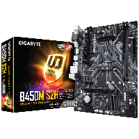 Системная плата Gigabyte B450M S2H (4719331804961), фото 1
