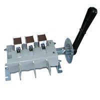 Выключатель разъединитель ВР32-35 В 31250-32 250А, боковая, смещ., съемная с д/к