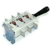 Выключатель разъединитель ВР32-37 В 30250-32 400А, боковая смещ., съем. без д/к