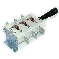 Выключатель разъединитель ВР32-37 В 30250-54 400А, боковая смещ., съем. без д/к IP54