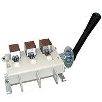 Выключатель разъединитель ВР32-39 В 31250-32 630А, боковая, смещ., съем. с д/к
