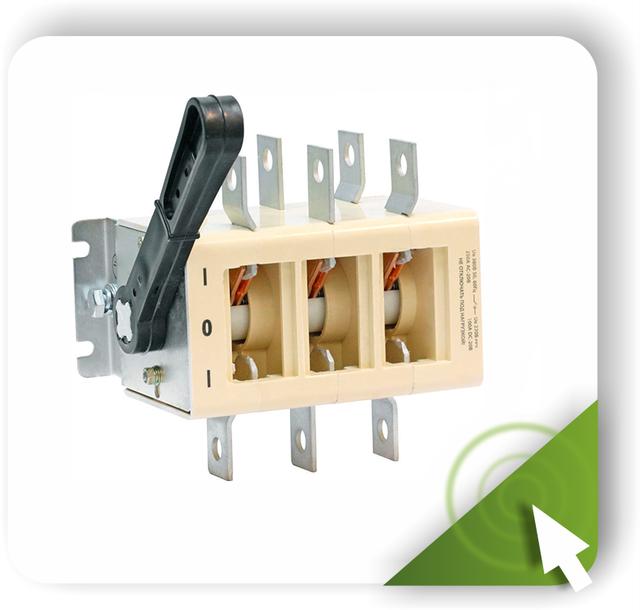 Выключатель-разъединитель ВР-32 На два направления перекидные