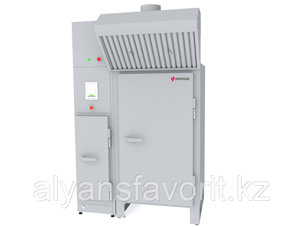 Камера электростатического холодного копчения ИЖИЦА-1200М4-А