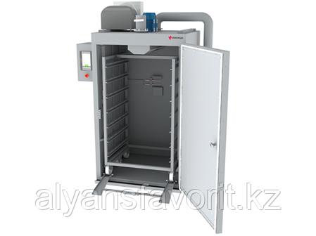 Универсальная термокамера для холодного и горячего копчения ИЖИЦА-UNI-100, фото 2