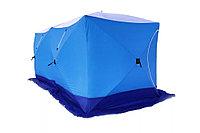 Палатка куб СТЭК трёх слойная 4,20х2,20х205, фото 1