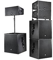 Звуковое оборудование RCF NX в аренду для Любых мероприятий