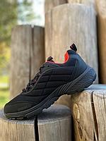 Кроссовки Merrel outdoor чер-крас D038-11, фото 1