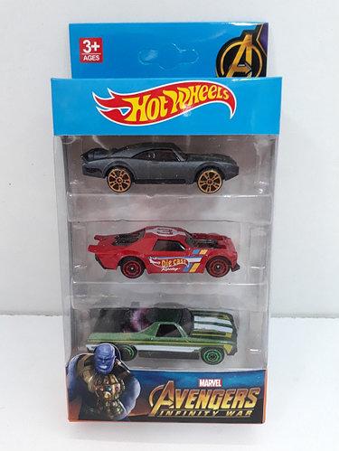 Машинки Hot wheels Avengers. Marvel. Хотвилс. Космические герои.