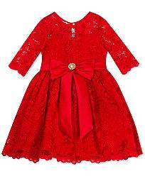 Rare Editions Детское платье для девочек 2000000408576