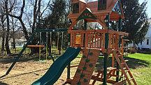 Детская игровая площадка Рассвет Ривьера с рукоходом