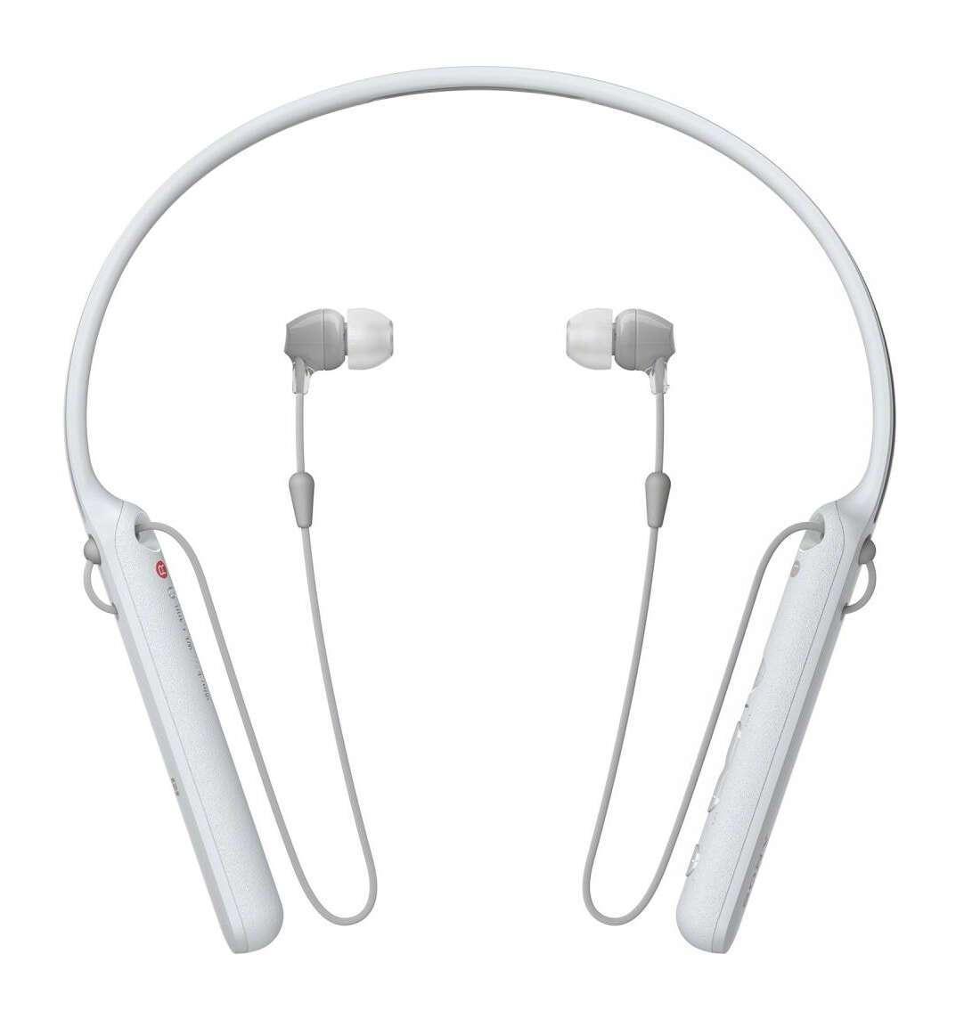 Наушники беспроводные Sony WIC400 W.Z White(063822)