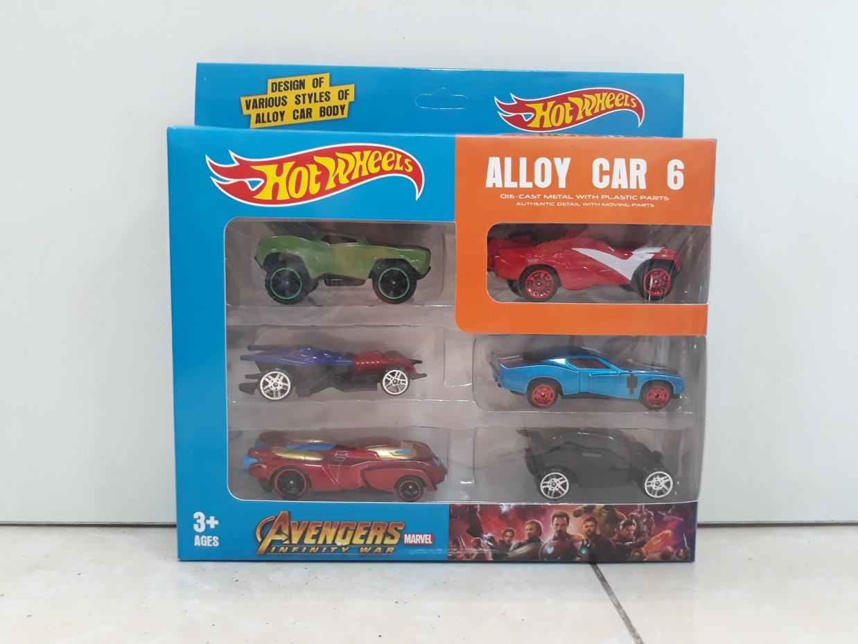 Машинки Hot wheels Avengers. Marvel. Хотвилс. - фото 1