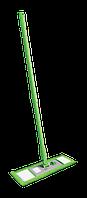 Швабра для пола с насадкой из микрофибры