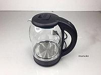 Чайник электрический прозрачный 2000W 2л Hongyun
