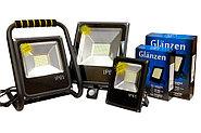 Светодиодные прожекторы Glanzen: ПЕРЕЗАГРУЗКА