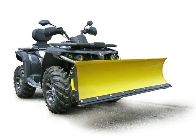 Снегоуборочные отвалы для квадроциклов (ATV)