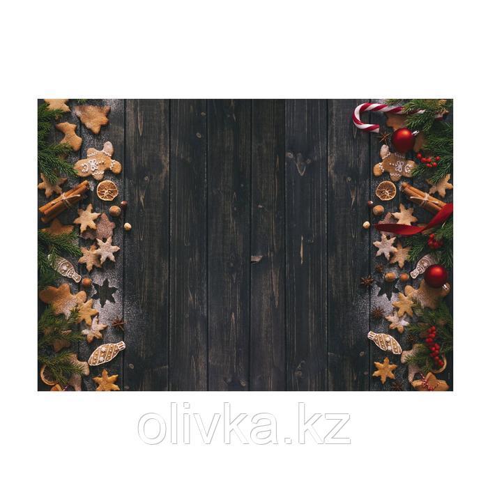 Фотофон «Пряничный», 70 × 100 см, бумага, 130 г/м