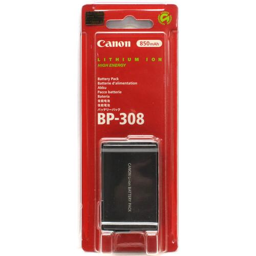Батарея аккумуляторная Canon BP-308