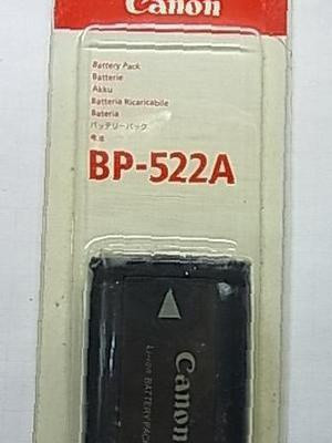 Батарея аккумуляторная Canon BP-522A