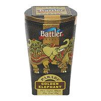 Черный чай Battler Парад золотых слонов OP1, 100 гр.