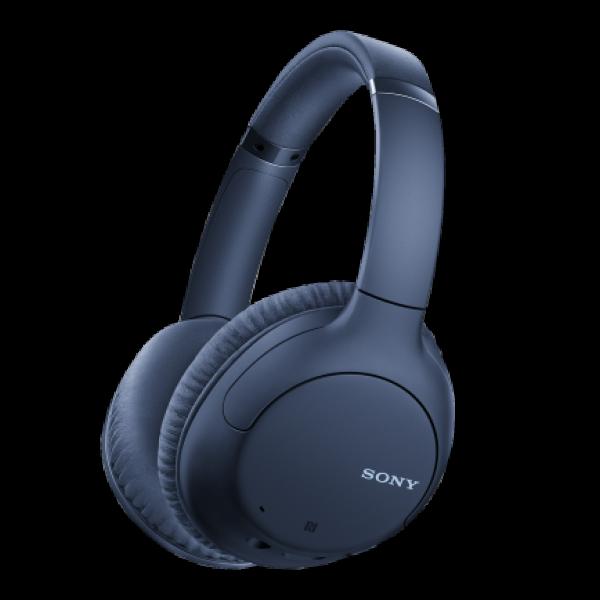 Полноразмерные наушники с шумоподавлением Sony WH-CH710NL.E (синий)