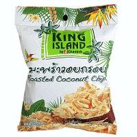 Кокосовые чипсы King Island