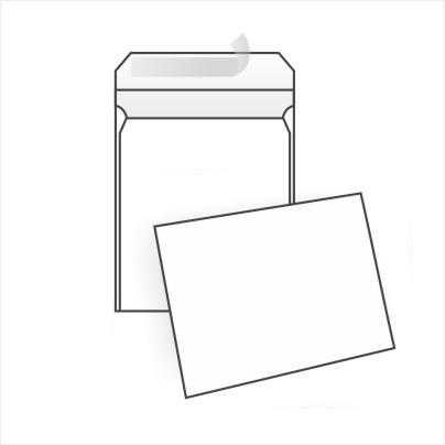 Конверты почтовые С5 162х229мм., отрывная лента