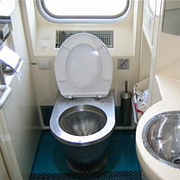 Туалеты с системой вакуумного слива