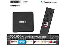 Mecool KM1 deluxe 4/32 android tv box