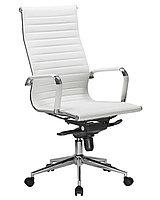 Кресло для руководителя LMR-101F белое