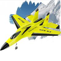 Радиоуправляемые самолеты 2.4 Ггц Дрон истребитель +Трюки миг 29, су 35 игрушка на пульте управления 2.4Ghz, фото 1