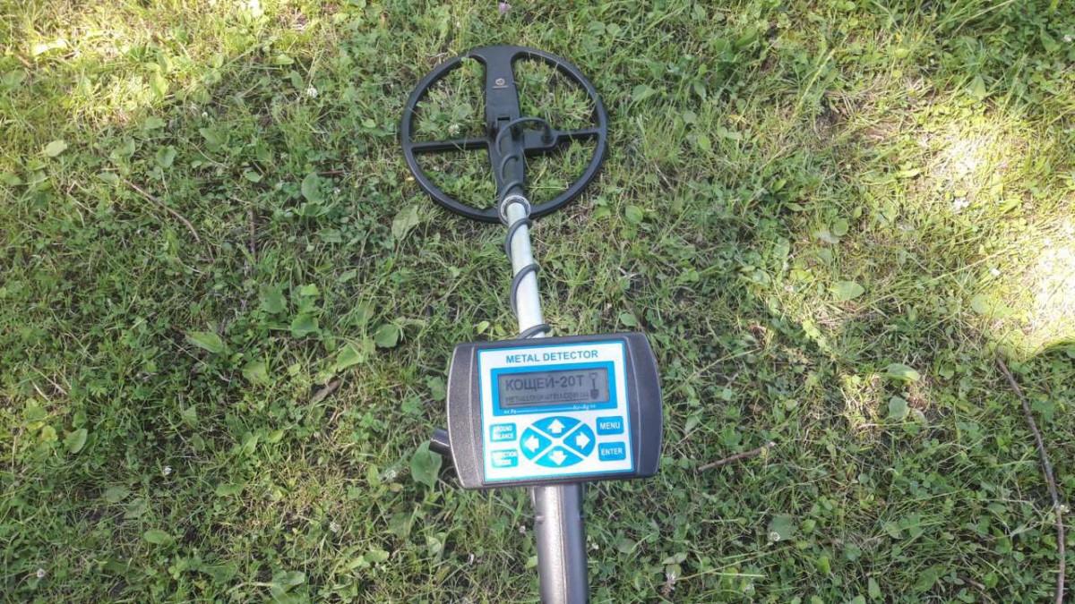Металлоискатель Кощей 20Т Турбо - фото 3