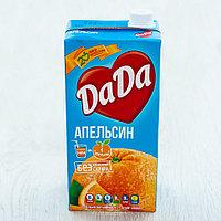 Сок DADA апельсин без сахара 2 л