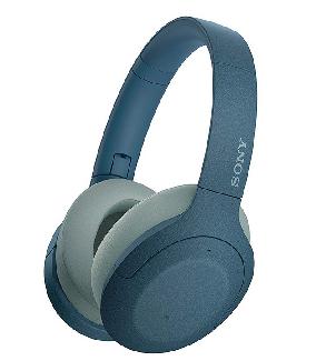 Накладные наушники Sony WHH910NL.E. Синий