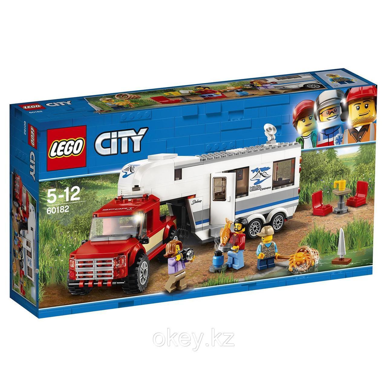 LEGO City: Дом на колесах 60182