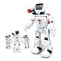 Робот управление пультом, Большой шагающий Гидро робот, Русский интерактивный, стреляющий, говорящий собака