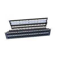 Hyperline PP3-19-48-8P8C-C6-110D патч-панель (PP3-19-48-8P8C-C6-110D)