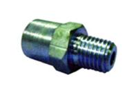 03.209.0 - Фитинг под врезную втулку (R1/4''нар- М10х1внутр) сталь
